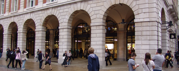 Apple Store Covent Garden, London