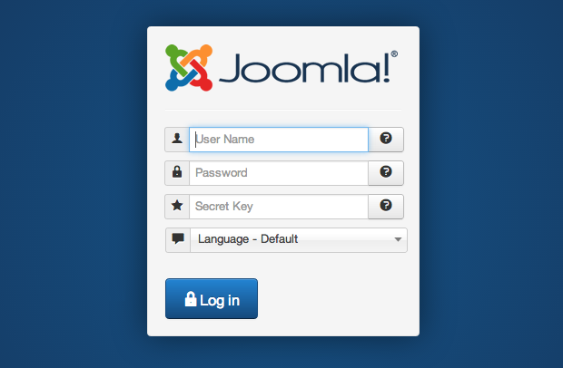 joomla-32-login-screen