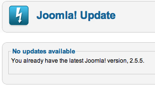 joomla-update-success