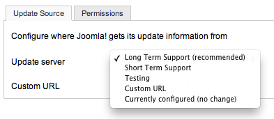 update-joomla-options