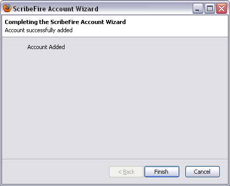 account-added-scribefire