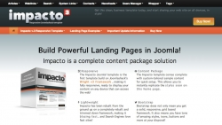 Joomla business templates, October 2013
