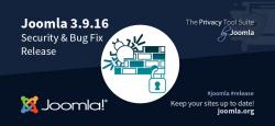 Joomla 3.9.16 released (security fixes)