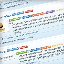 Why Joomla version badges should be removed