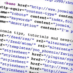Exploring the Joomla Meta Tags (part 1)