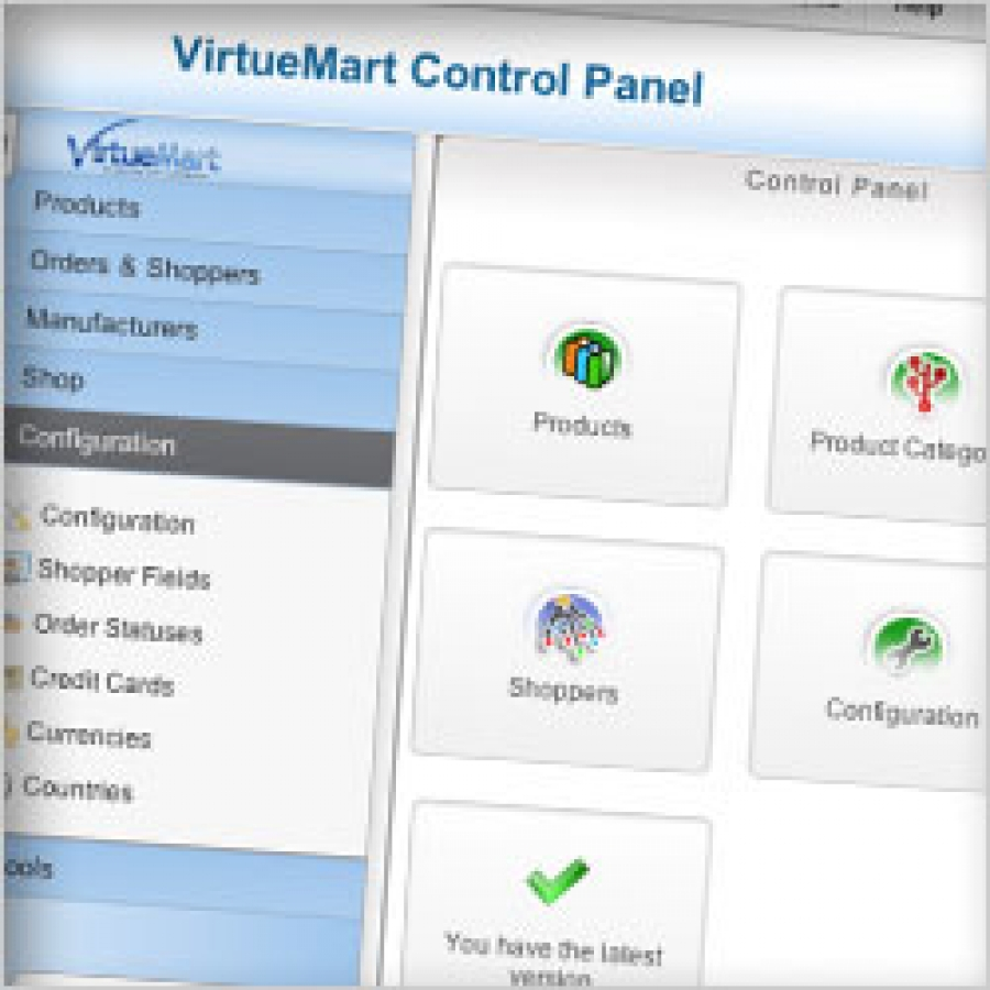 Virtuemart 2.0.0 is here!