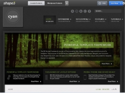Joomla business templates, February 2012