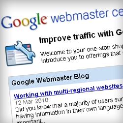 Joomla Meta Tags (part 4): Google Webmaster Tools
